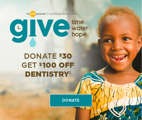 Donate $30, Get $100 Off Dentistry - Northwest Reno Smiles Dental Group