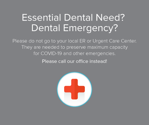 Essential Dental Need & Dental Emergency - Northwest Reno Smiles Dental Group